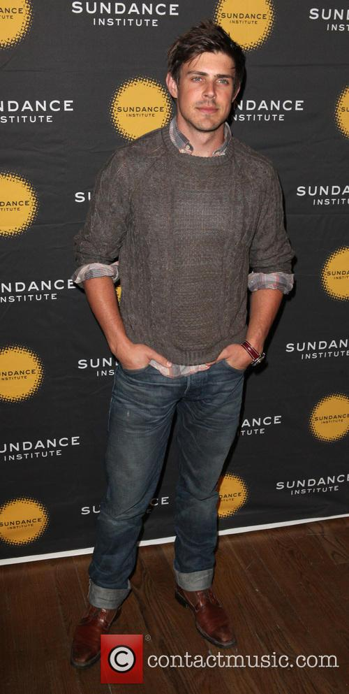 Chris Lowell, Sundance Institute Theatre Program Benefit
