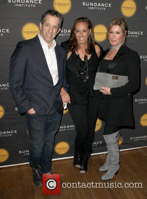 Kenneth Cole, Donna Karen and Maria Cuomo 2
