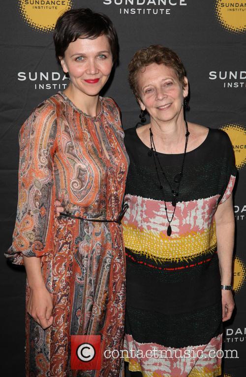 Maggie Gyllenhaal and Naomi Foner Gyllenhaal 1