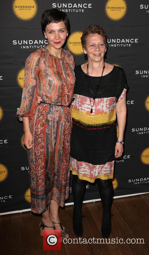 Maggie Gyllenhaal and Naomi Foner Gyllenhaal 2