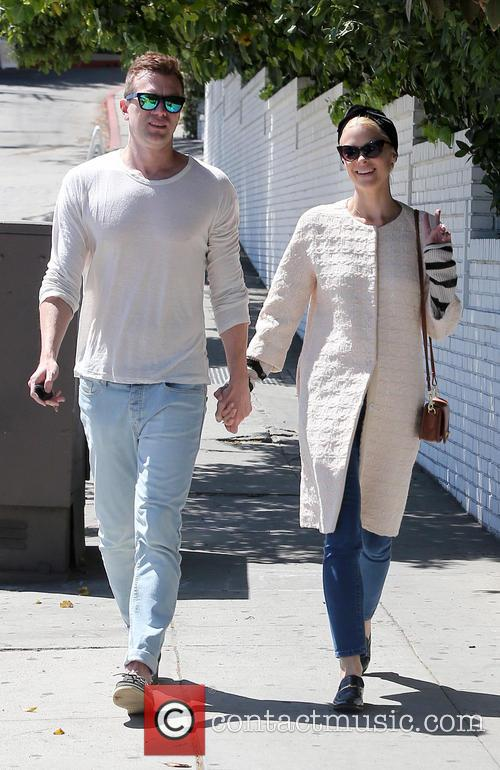 Jaime King and Kyle Newman 15