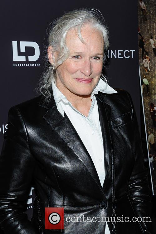 glenn close disconnect screening 3590277
