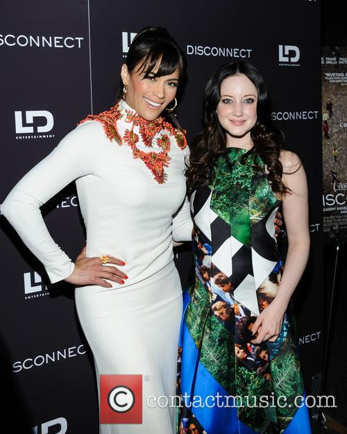 Paula Patton and Andrea Riseborough 8
