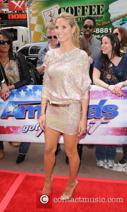 'America's Got Talent' at Hammerstein Ballroom - Judges Arrivals