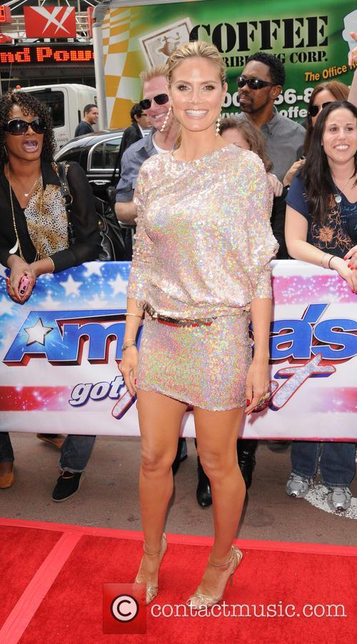 'America's Got Talent' at Hammerstein Ballroom - Judges...