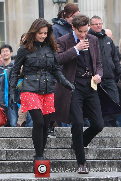 Matt Smith, Jenna Louise Coleman