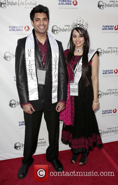 Milan Rao and Ohmine Patel 1