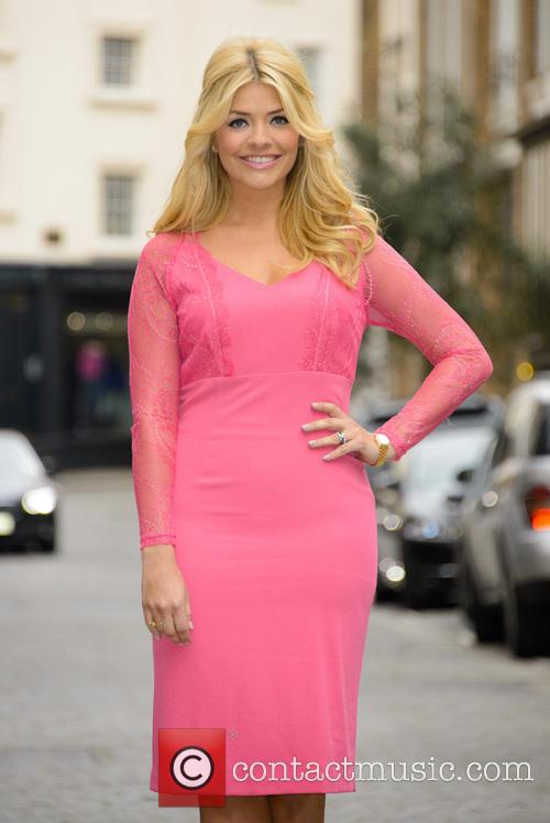 Holly Willoughby presents her SS13 fashion collection