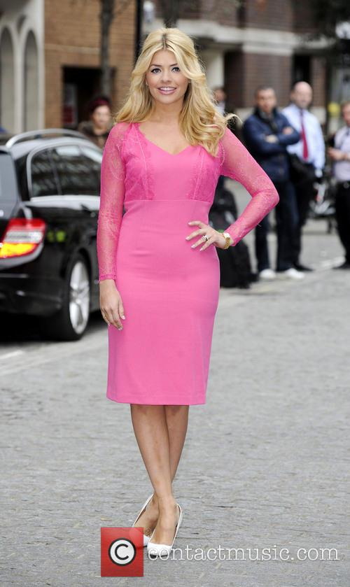 Holly Willoughby Launches Her SS13 Fashion Collection