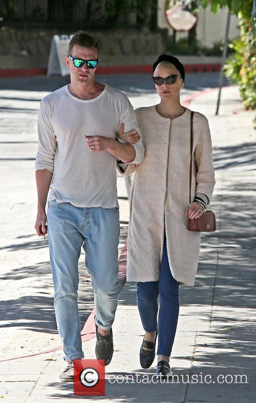 Jaime King and Kyle Newman 4