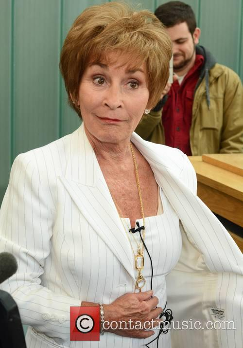 Judith Sheindlin and Judge Judy 14