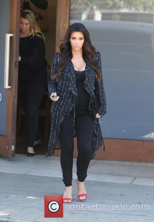 kim kardashian expectant kim kardashian is seen 3592790