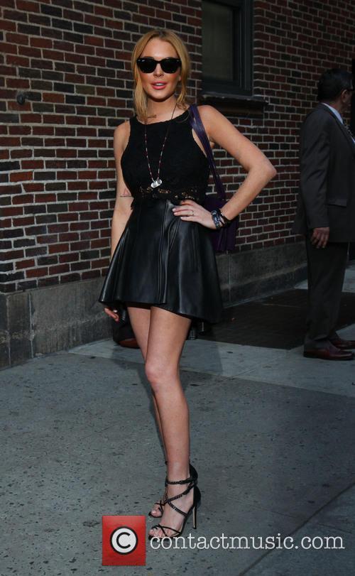 Lindsay Lohan 8