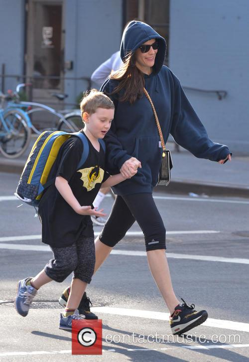Liv Tyler and Milo William Langdon 2