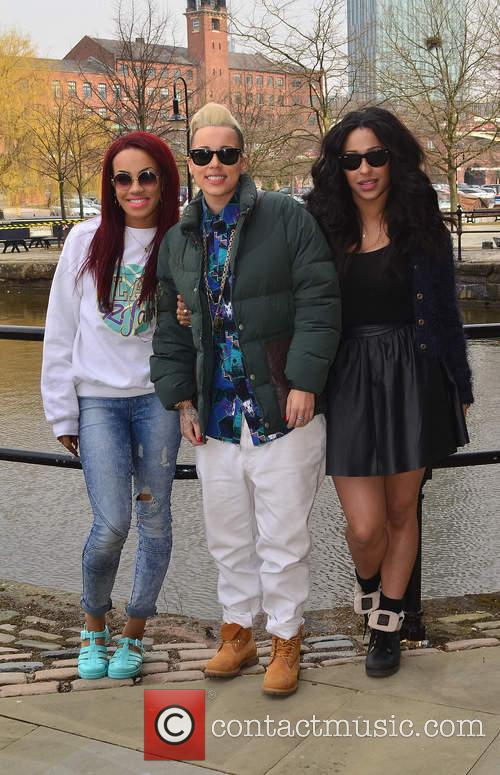 Stooshe, Karis Anderson, Courtney Rumbold and Alexandra Buggs 7