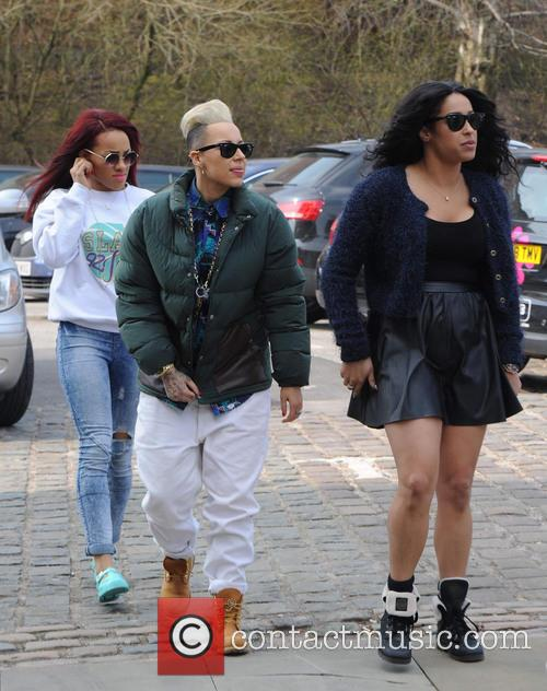 Stooshe, Karis Anderson, Courtney Rumbold and Alexandra Buggs 9