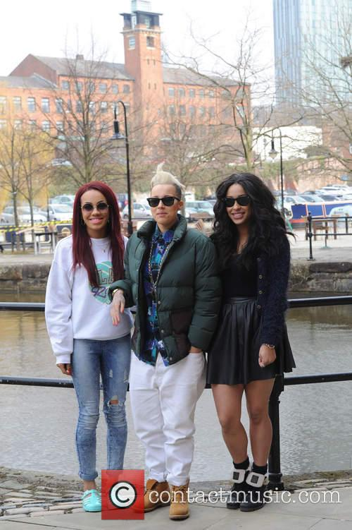 Stooshe, Karis Anderson, Courtney Rumbold and Alexandra Buggs 11