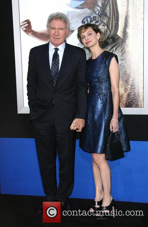 Harrison Ford and Calista Flockhart 8