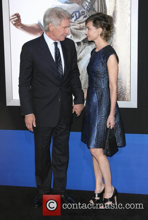 Harrison Ford and Calista Flockhart 10