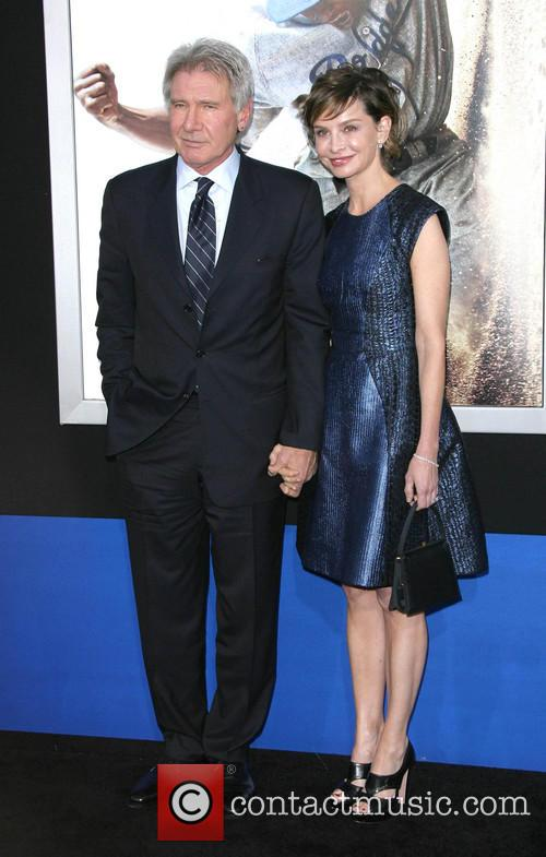Harrison Ford and Calista Flockhart 11