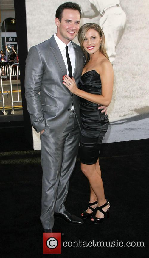 Ryan Merriman and Fiance Kristen Mcmullen 5