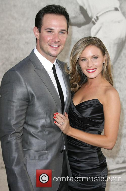Ryan Merriman and Fiance Kristen Mcmullen 6