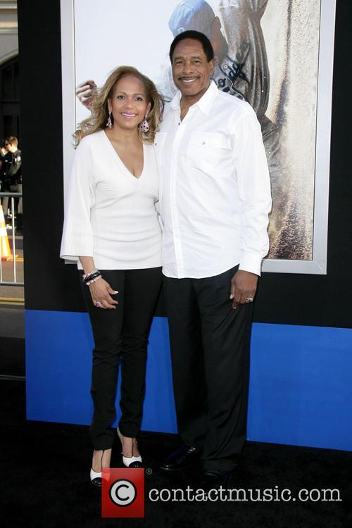 Dave Winfield and Wife 3