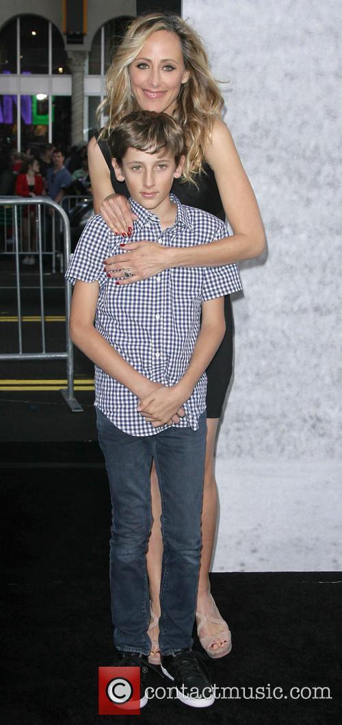 Kim Raver and Son 2
