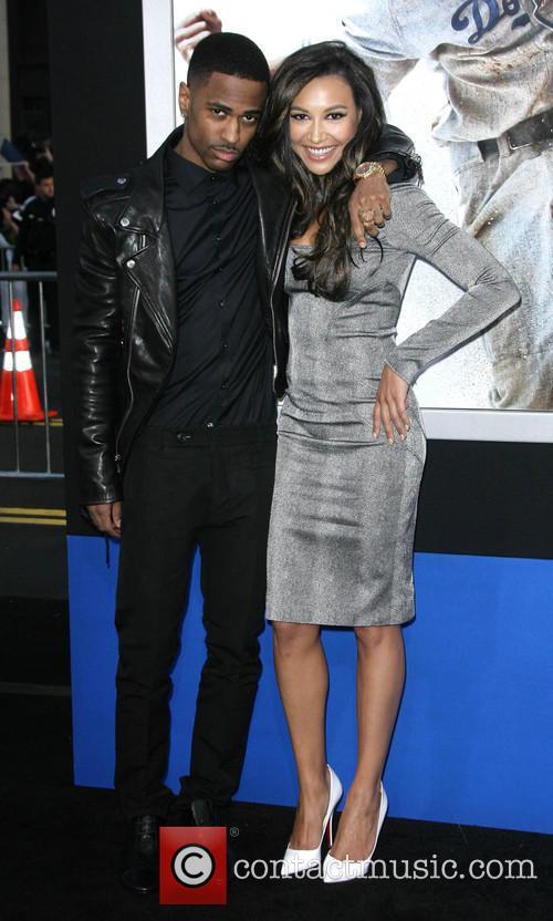 Naya Rivera and Guest 2