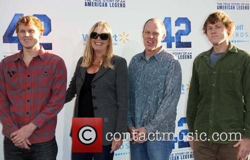 Brian Helgeland and Family 4