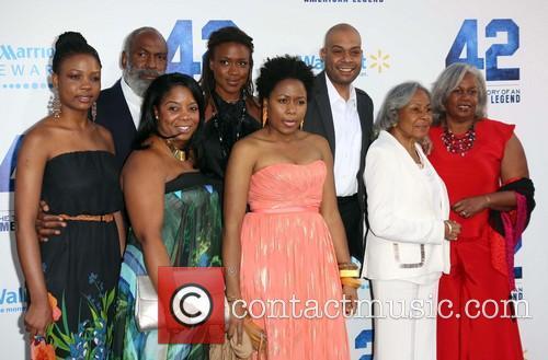 Jackie Robinson Family 5