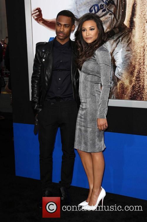 Naya Rivera and Big Sean 5