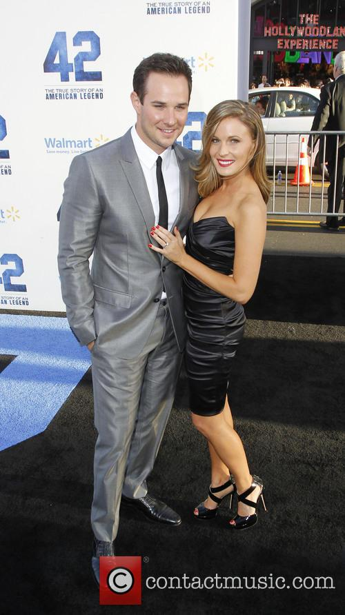 Ryan Merriman and Kristen Mcmullen 7