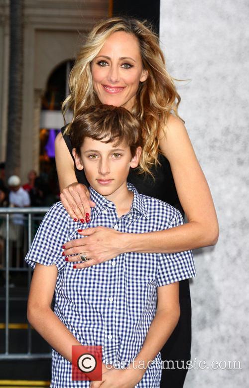 Kim Raver and Son 5
