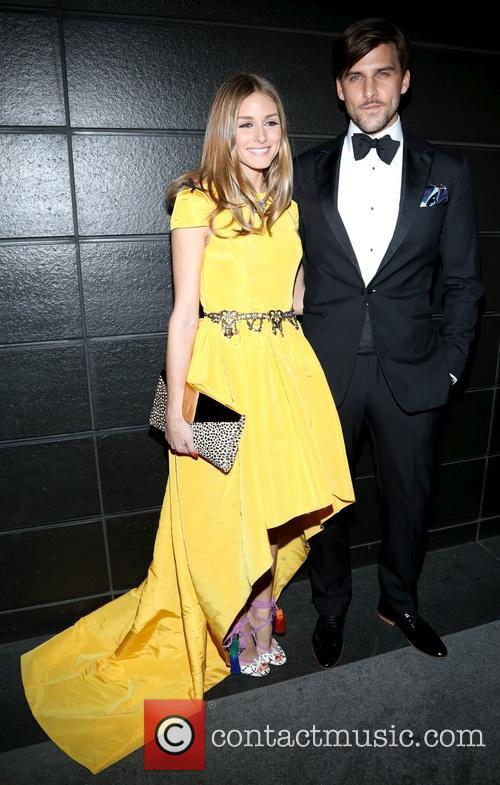 Olivia Palermo and Johannes Huebl 3