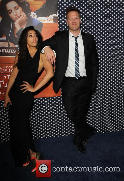 Janina Gavankar and Jim Parrack 4