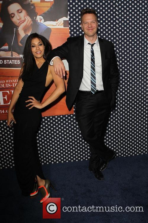 Janina Gavankar and Jim Parrack 5