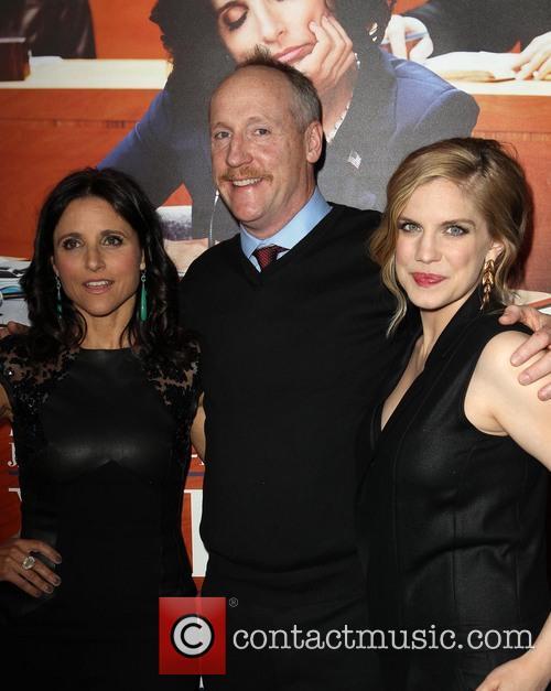 Julia Louis-Dreyfus, Matt Walsh, Anna Chlumsky, Paramount Studios