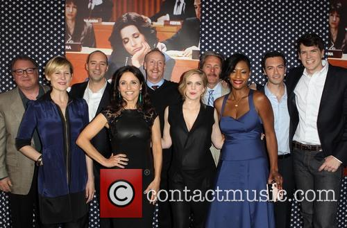 Kevin Dunn, Tony Hale, Julia Louis-dreyfus, Matt Walsh, Anna Chlumsky, Timothy Simons and Sufe Bradshaw 3