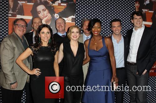Kevin Dunn, Tony Hale, Julia Louis-dreyfus, Matt Walsh, Anna Chlumsky, Timothy Simons and Sufe Bradshaw 6