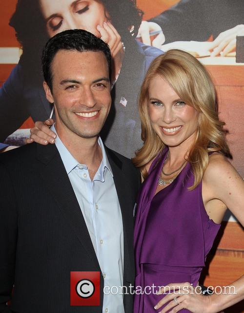 Reid Scott and Elspeth Keller 6