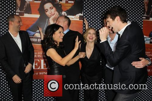 Tony Hale, Julia Louis-dreyfus, Matt Walsh, Anna Chlumsky and Timothy Simons 3