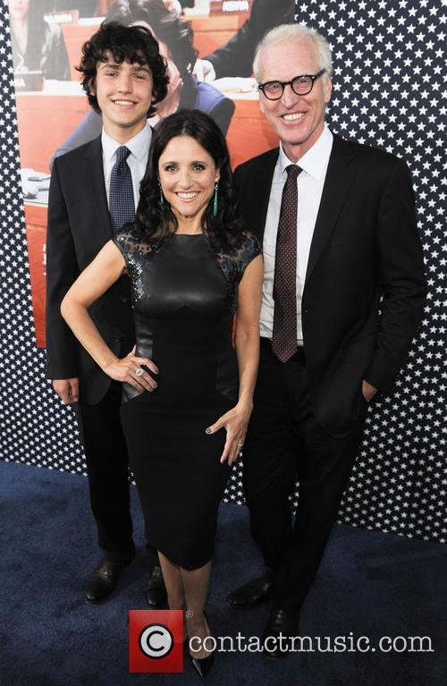 Julia Louis-Dreyfus and family 1