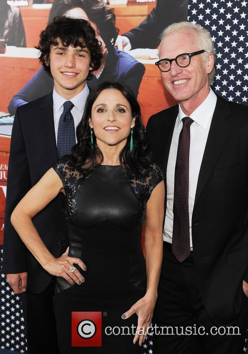 Julia Louis-Dreyfus and family 2