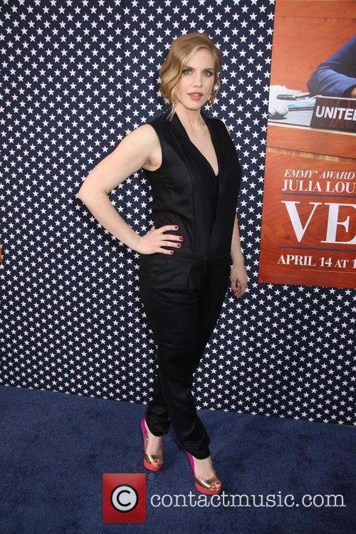anna chlumsky los angeles premiere of hbos 3598541