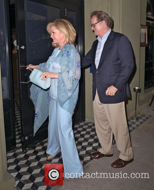 Kathy Hilton and Rick Hilton 6
