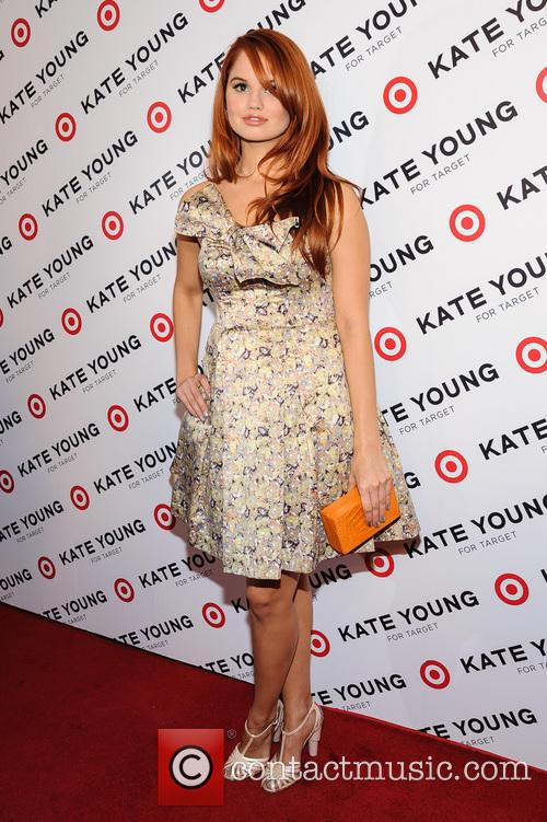 debby ryan kate young for target launch 3597488