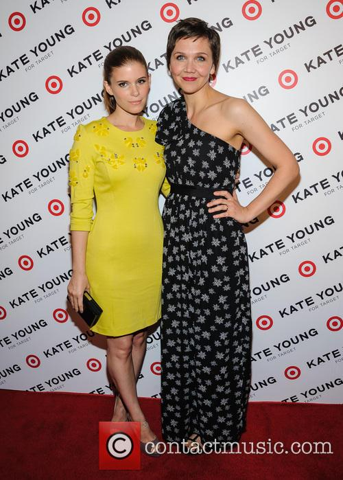 Kate Mara and Maggie Gyllenhaal 2