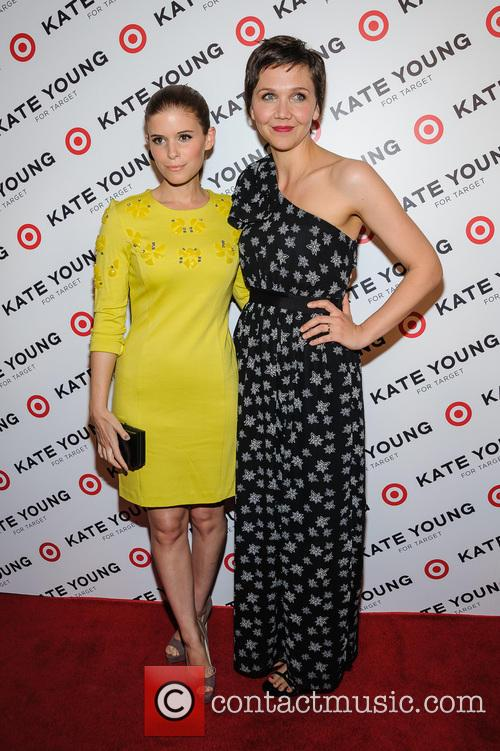 Kate Mara and Maggie Gyllenhaal 8