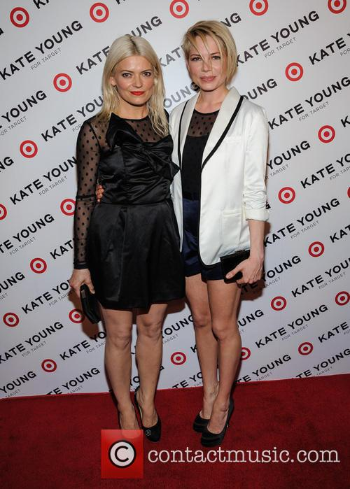 Kate Young and Michelle Williams 2